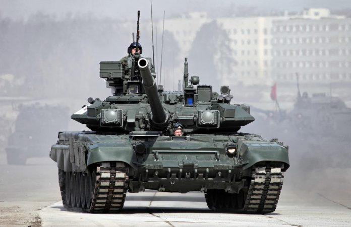 Насколько смертоносен танк Т-90?