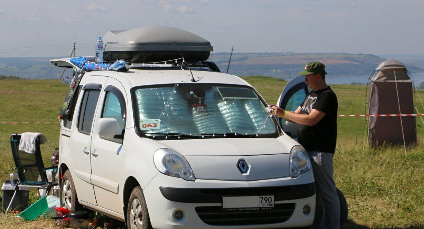 Как приспособить обычный автомобиль для путешествий Автомобили