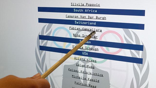 Fancy Bears: WADA восемь лет разрешало канадскому стрелку принимать допинг