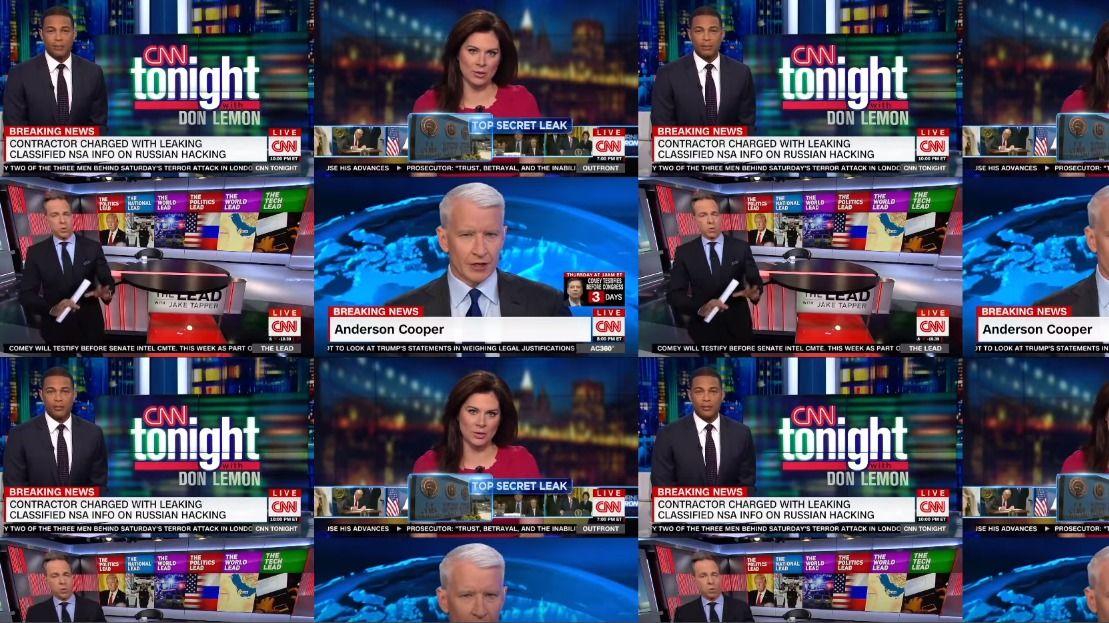 """Скандал вокруг CNN: Продюсер канала признался, что связь """"Трампа с Россией раздута ради рейтингов"""""""