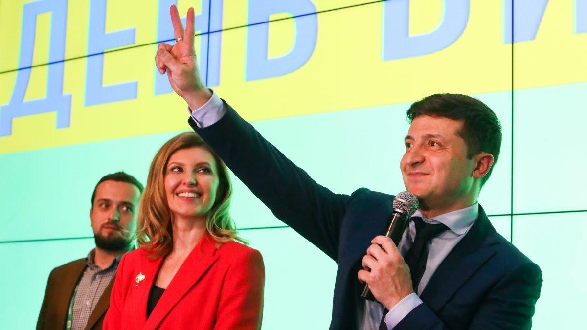 Новая Первая леди Украины Первая Леди,Украина