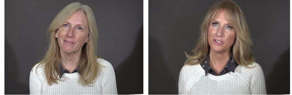 Стоит ли кардинально изменять имидж женщине в зрелом возрасте  внешность,красота,макияж,мода и красота,прически