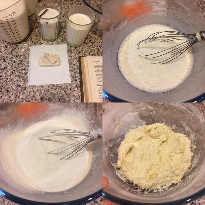 Пасхальный кулич тесто, куличи, Затем, хорошо, формы, только, миксером, добавляем, перемешиваем, теплое, дрожжах, должно, нужно, сказать, минут, ставим, место, опара, живых, добавила