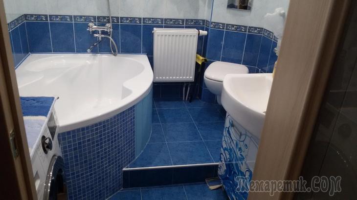 маленькая ванная комната в хрущевке секреты большого дизайна в