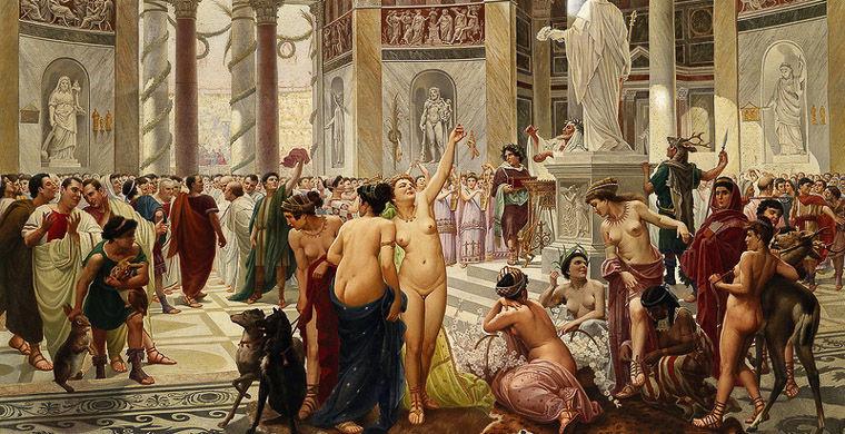 Секс у древних скифов