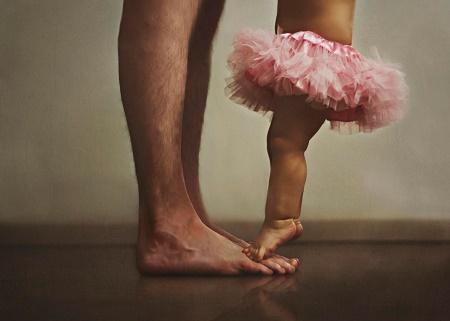 25 правил мужчины, у которого есть дочь