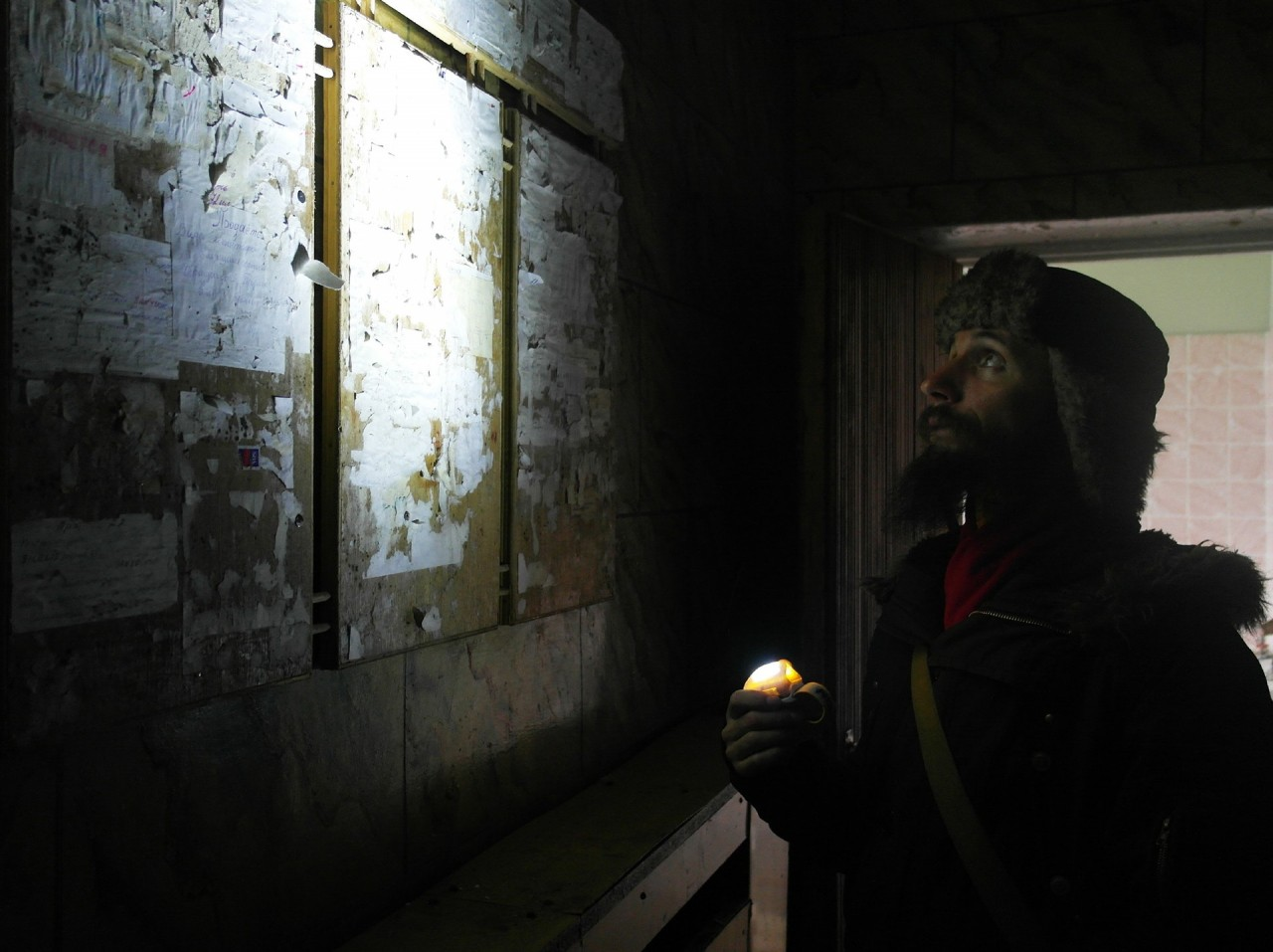 Украинский Шпицберген: Место, где нельзя рожать, напиваться и гулять без ружья жизнь