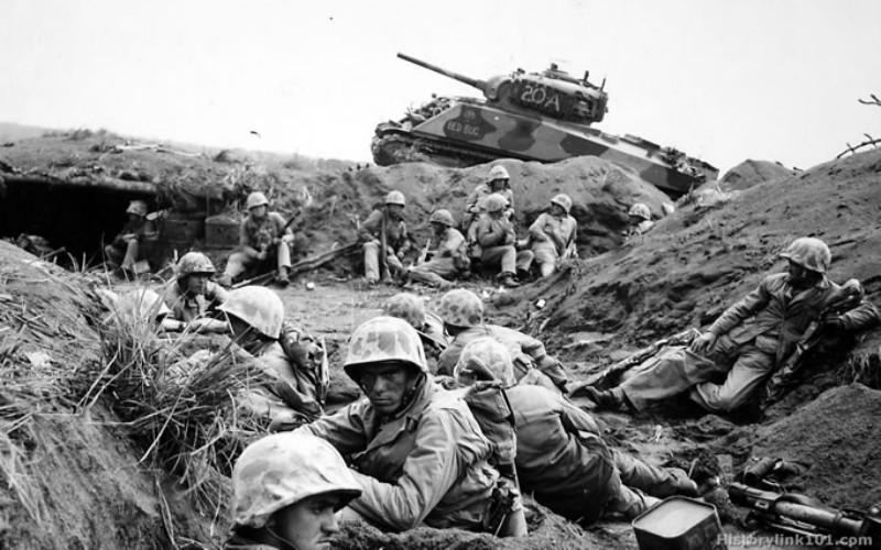 Штурм острова Кыска: как американцы воевали сами с собой