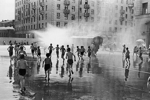 Как спасались от жары в СССР