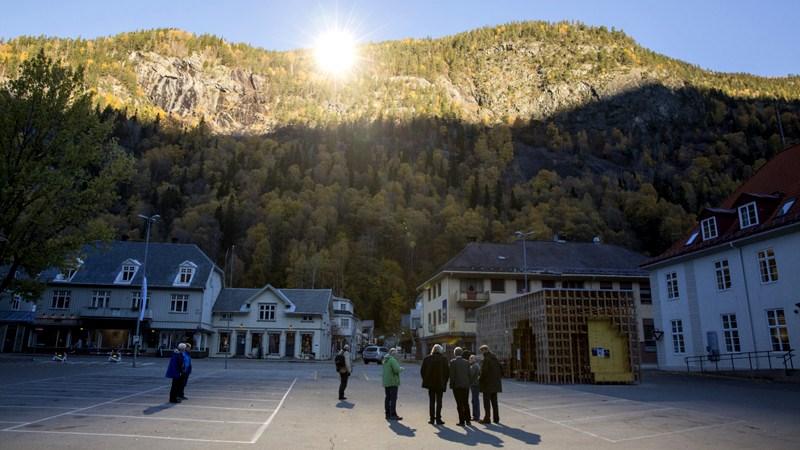 Как итальянская деревня сделала себе солнце