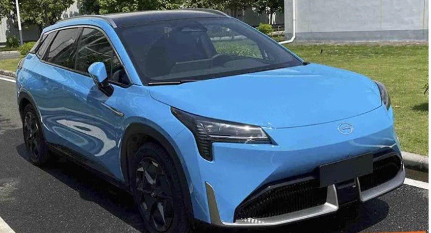 GAC рассекретил новейший кроссовер Aion LX Plus Автомобили