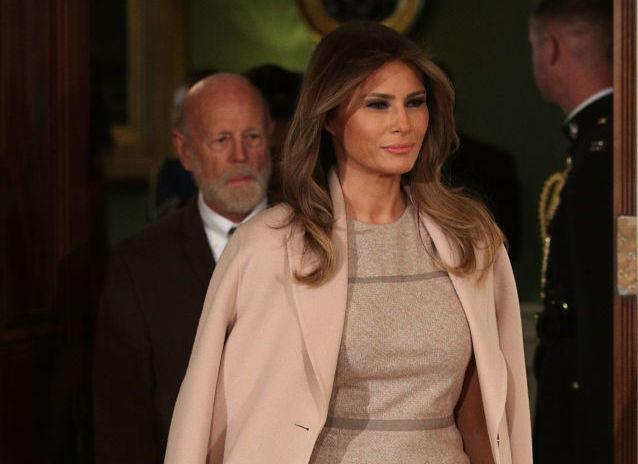 Сколько денег Мелания Трамп потратила на гардероб в 2019 году?