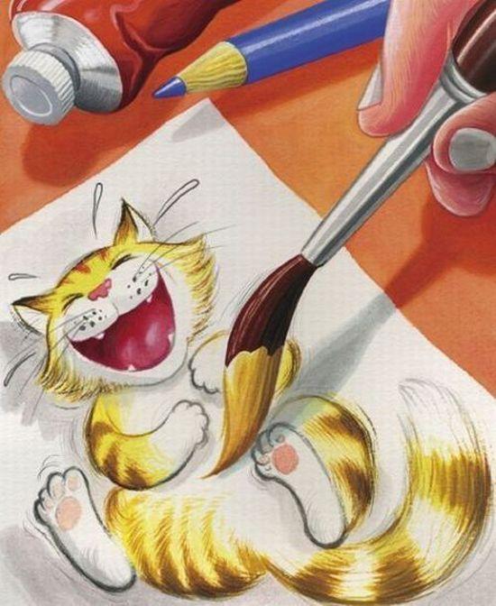 Давайте улыбаться вместе! Подборка, позитивных, картинок, хорошего, настроения
