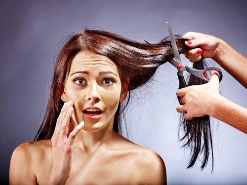 Обрезать волосы, значит поменять свою жизнь