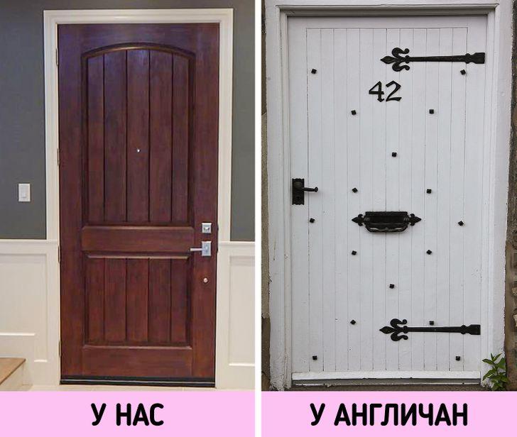 Культурные различия: 9 признаков типичных английских квартир дверь, внутрь, ящиков, двери, розетки, комнаты, открываются, случае, будет, нужно, вних, наружу, решением, комнатах, сточки, зрения, выключатель, когда, вположение, отверстие