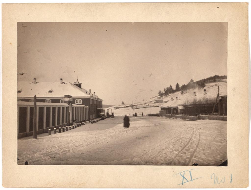 Фото из архивов США: каторжане  в дореволюционной Сибири дальние дали