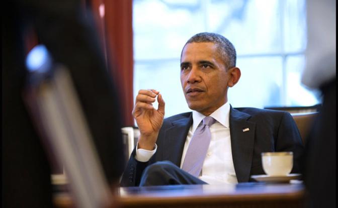 «Лебединая песня» «хромой утки» Перед отставкой Обама пытается насолить России и всему миру