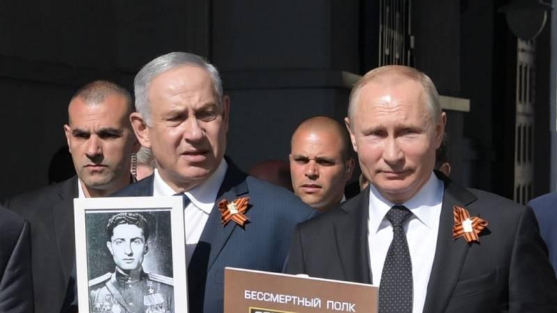 Ливанские СМИ: как Путин стал героем Израиля