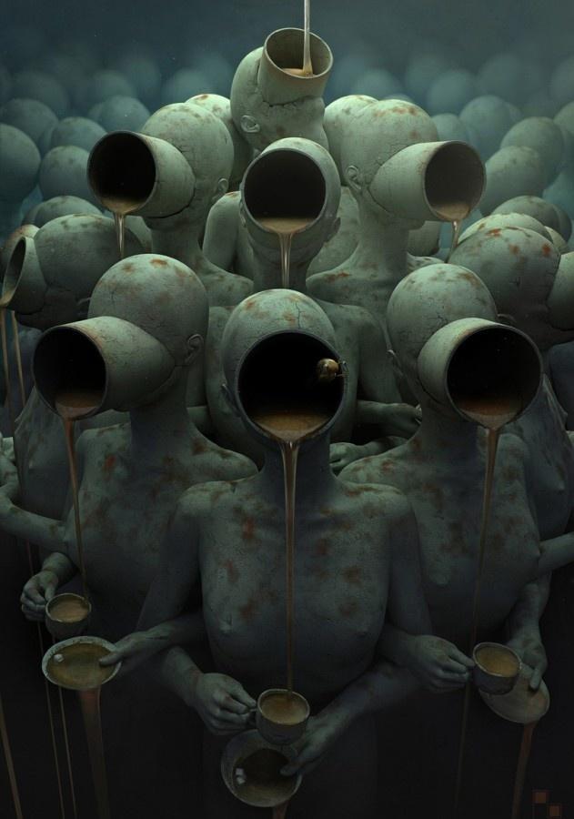 Андрей Ваджра: «Потреблятств…