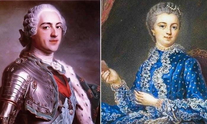 Как Людовик XV разорял Францию ради развлечений