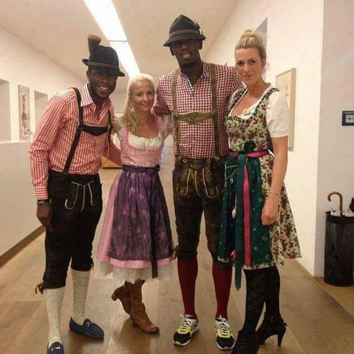 Настоящие баварцы
