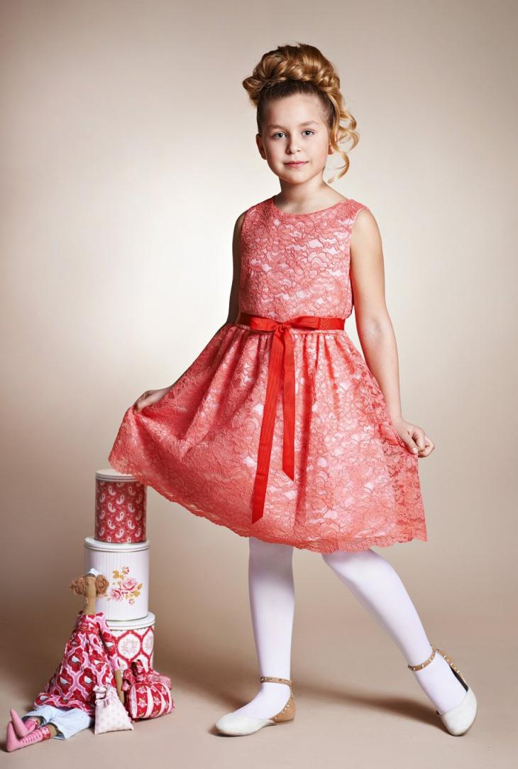 Ремонт детского платья