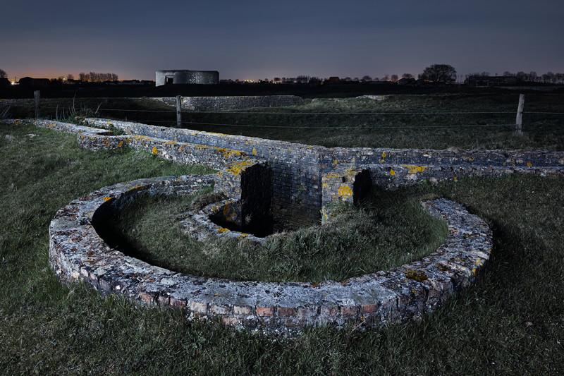 Окопы и бункер типа 669, Бельгия. война, история, факты