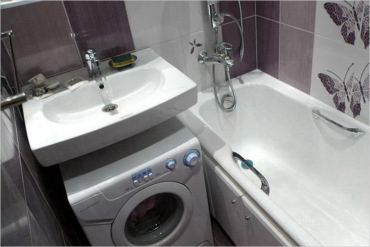 Раковина над стиральной машиной: инструкция по выбору и установке