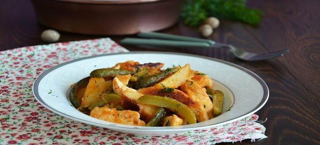 Рецепт азу по-татарски и новые оригинальные версии блюда кухни мира,мясные блюда,рецепты