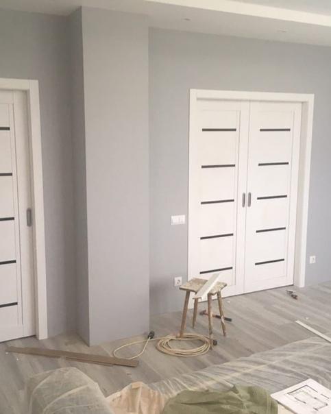 Раздвижные двери - практично или нет