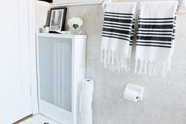 Как сделать декоративный экран на батарею своими руками для дома и дачи,мастер-класс
