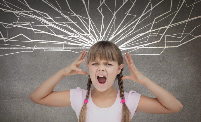 Детский стресс. Как помочь ребенку?
