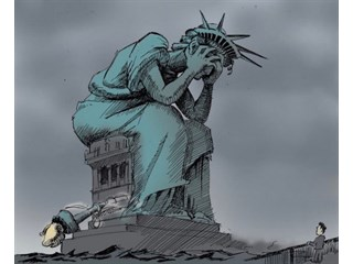 Взорвут ли Статую Свободы? геополитика