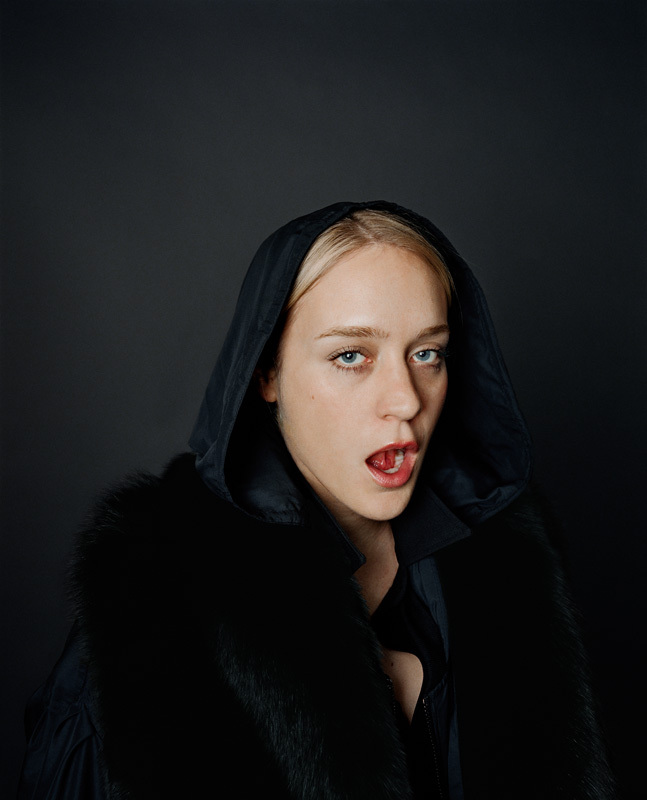 Знаменитости в объективе американского фотографа Криса Бака