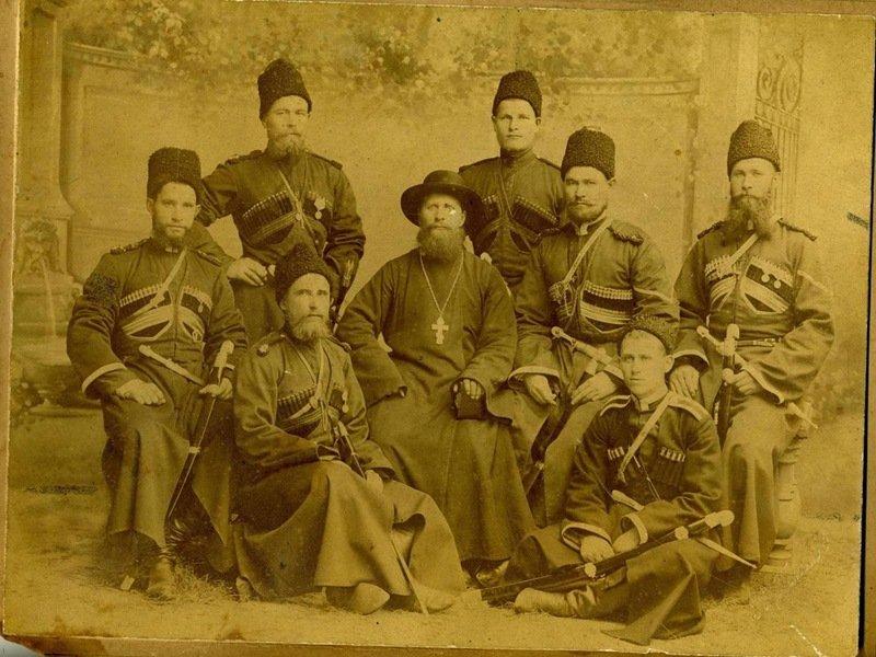 Сказ о том, как казаки строили в Африке Эфиопскую губернию Российской империи Африка