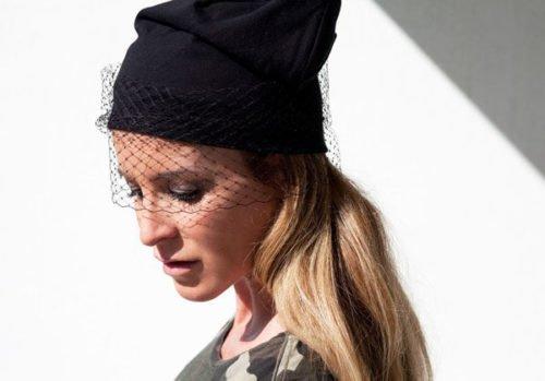 Как украсить шапку рукоделие,самоделки,своими руками,сделай сам,творчество