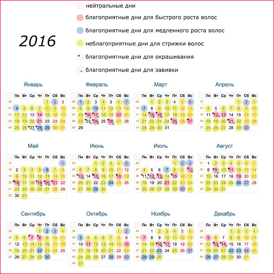 Благоприятные дни для стрижки волос в сентябре следующие - 1, 2, 4, 10, 14, 15, 16, 20 и е числа месяца, неблагоприятных нет, остальные нейтральные.