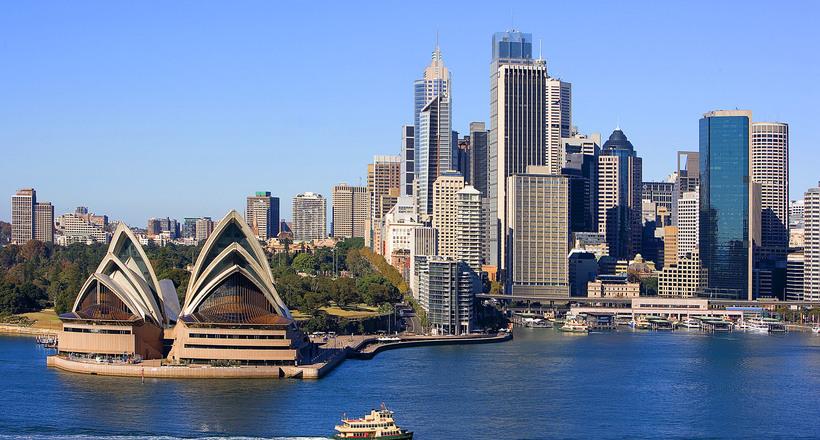 World australia opera house sydney australia 022162