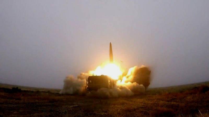 Информация о перехвате «Искандера-Э» азербайджанским ЗРК «Barak-8ER» заслуживает детального анализа. Обоснован ли пафос западных СМИ? оружие