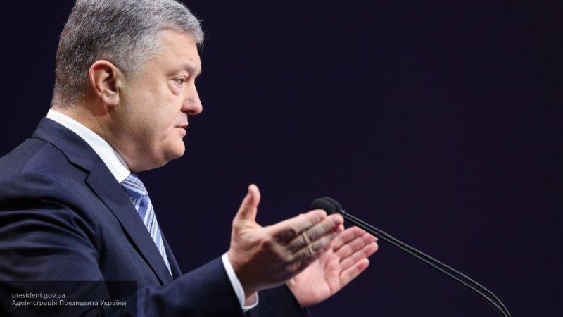 Сын Порошенко приказал своей семье говорить исключительно на украинском