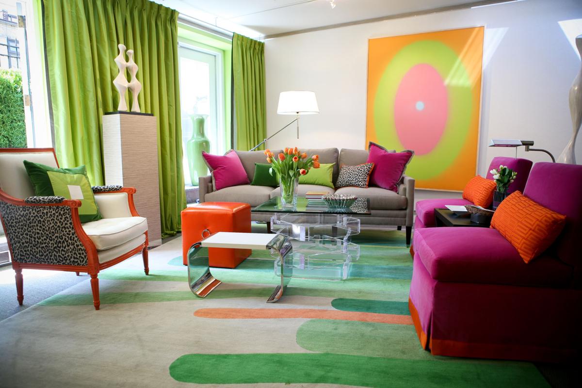 Все о стиле Поп-арт: основные цвета, мебель и материалы дизайн,интерьер,стиль