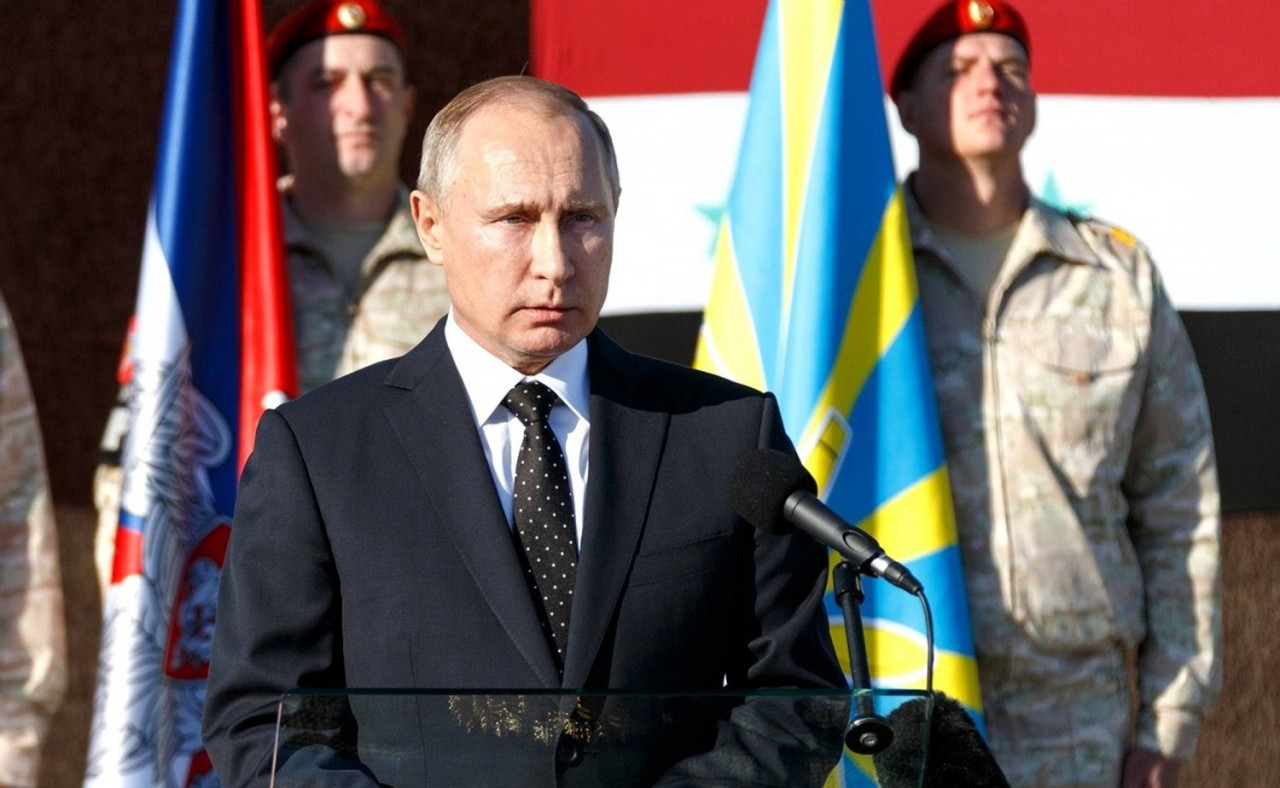 Почему я за Путина.