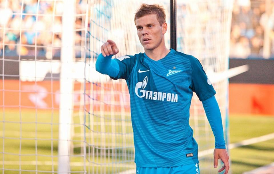 Кокорина снова не вызвали в сборную