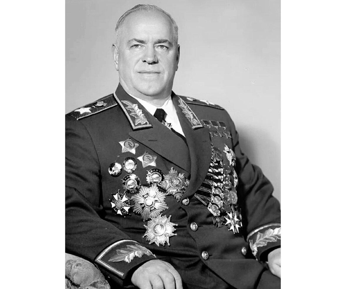 Как Хрущев расправился с маршалом Жуковым.