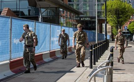 Англичане не хотят бросаться из-за Украины под танки Шойгу