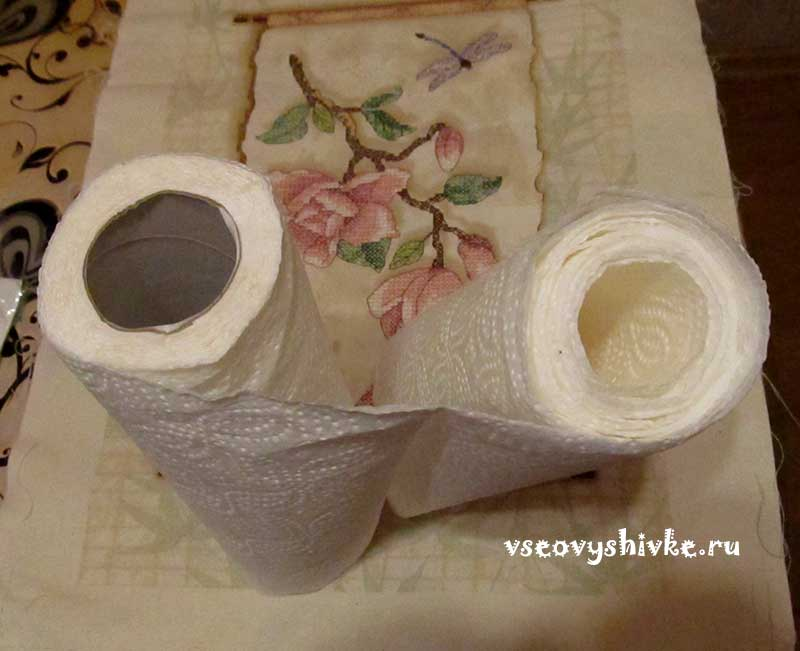 Как донести вышивку до багетной мастерской