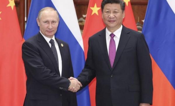 Китай и Россия сделали первый основополагающий шаг для создания «нового мирового порядка»
