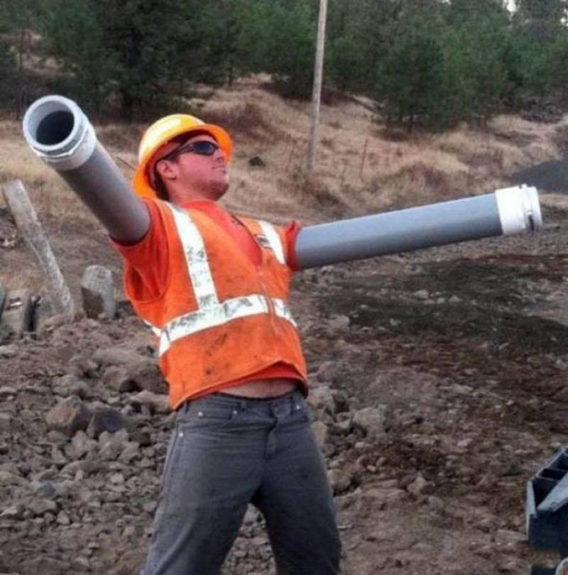смешные картинки про строителей мужчин как правильно