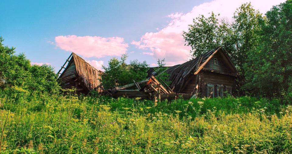 Деревня Боярщина. Часть II. Вдали от цивилизации