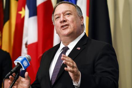 Попутав берега окончательно:Вашингтон объявил отмененные санкции ООН действующими и пообещал наказывать нарушителей геополитика